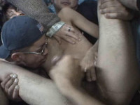 Gay Hound Express — Hardcore, HD, Asian