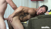 Bromo — Bareback Cruising — Part 3 - Lucas Knight Fucks Logan Cruise
