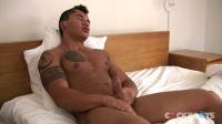 CockyBoys — Dante Escobar Strokes His Meat