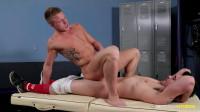 Sports Rub Derrick Dime, Ace Stone (2015) sexy hot gay video!