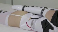 Restricted Senses - Japanese Maid Cosplay Bound