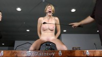 Ashley Lane Crash Test Slave