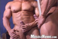 """Angel Cordoba Jerks Off in """"Heaven Sent&quot - bisexual sex reality!"""