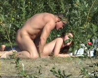 Peeped at the beach 16 - Voyeur, Nudism HD