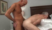 Sexy Old Men Bareback