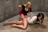 Ashley Fires, Lorelei Lee, Shane Dos Santos, Aiden Starr - Psyche Ward:  Lesbian Cuckold Therapy