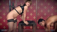 Tiny Slut Kahlistas Fucked On Table