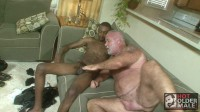 Hot Older Male — Cayce Nash and Jake Shores