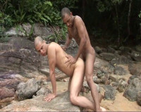 Sex on the Beach - job, cums, big...