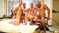 Amazing TS Weekend Gangbang