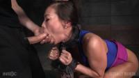SexuallyBroken - November 25, 2015 - Kalina Ryu - Maestro - Jack Hammer