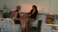 Safira White, Mandy Bright, Kathia Nobili