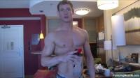 Pumping Muscle - Sean K - Photo Shoot 3