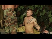 GayWarGames - Matthew & Jerome - Soldier Matthew 2