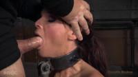 SexuallyBroken - Nov 09, 2015 - Big breasted sexy MILF Syren de Mer in relentless live action bound