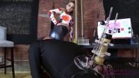 Sasha Foxxx Cow For to juice Contents of Enema Bag (2015)
