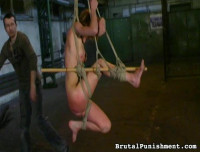 Brutal Punishment — Nov 13, 2014 - Pain Slave Lola is Back Again for More Brutal Punishment