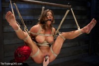 Lesbian 5 Slave Training Intake<br>Featured Trainer Claire Adams
