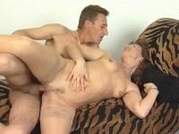 Mature pussy and young cock