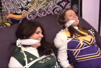 Missing Cheerleaders Arielle Moran, Kimberley Cooke, Lauryn Richards