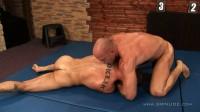 Just vs Adam Wrestling (2013)