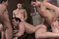 Barebacking With Carlos Morales 2Gang Fucked