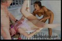 Extreme Schoolgirls # 04 - MaxHardcore
