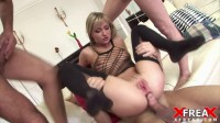 Xandy — Triple Anal with Xandy