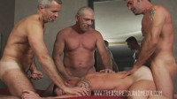 Gangbang With Mature Men