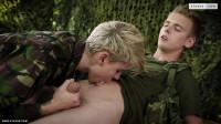 Army Dropouts, Scene 1 - Jacob Waterhouse, Titus Snow