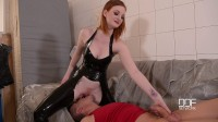 Zara DuRose — Lazy Craftsman — Red-Haired Dominatrix Humiliates Tiler