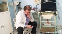Ladislava - 55 years woman gyno exam