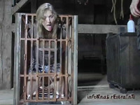 Caged Cumslut Part One | Melody