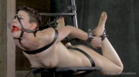 IR — April 18, 2014 - Hazel Hypnotic, Cyd Black — Stuck in Bondage — HD