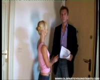 Ilona G - The horny landlord