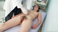 Helena - 41 years woman gyno exam