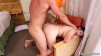 Mexico MILF Loves Young Cock
