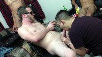 Straightboyz – Hookup 273 – Brendt, Jako and Jaxon Serviced Until They Shoot Their Hot Cum , gay the cops boys.
