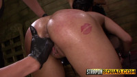 Straponsquad - Jul 10, 2015 - Isa Mendez Earns Another Lesbian Domination