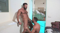 Rogan Richards and Abraham Al Malek