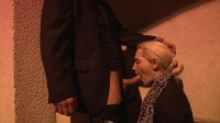 Alicia se fait baiser dans le métro, en chemin pour la boîte à cul!