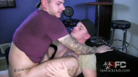 Raw Fuck Club — Dicks Are For Tricks — Jed Athens and Tristan Mathews