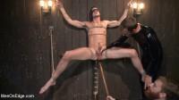 Jack Hunter's audition becomes a dark edging fantasy