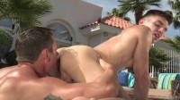 Poolside 1, Scene 2 , cock unimaginably endowed boys.