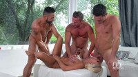Group Sex Extreme! Triple Penetration Done Right