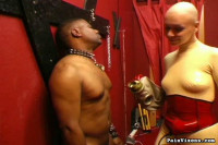 Painvixens - May 19, 2009 - Ebony Slave Bondage