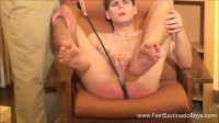 Collection 2016 - Best 20 clips in 1. «FeetBastinadoBoys». Part 2.