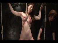 ADVR-0588 - Bondage Scene With Mature SM Queen. Risako Yoshinaga