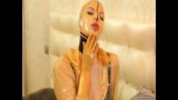Slimy Latex Veronica (2013)