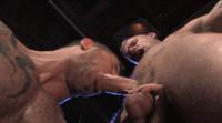 Muscle & Ink (man sex, anal sex, stallion studios, muscle men)